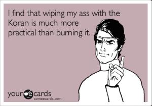 koran wiping